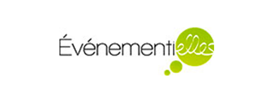 Logo evenementielles